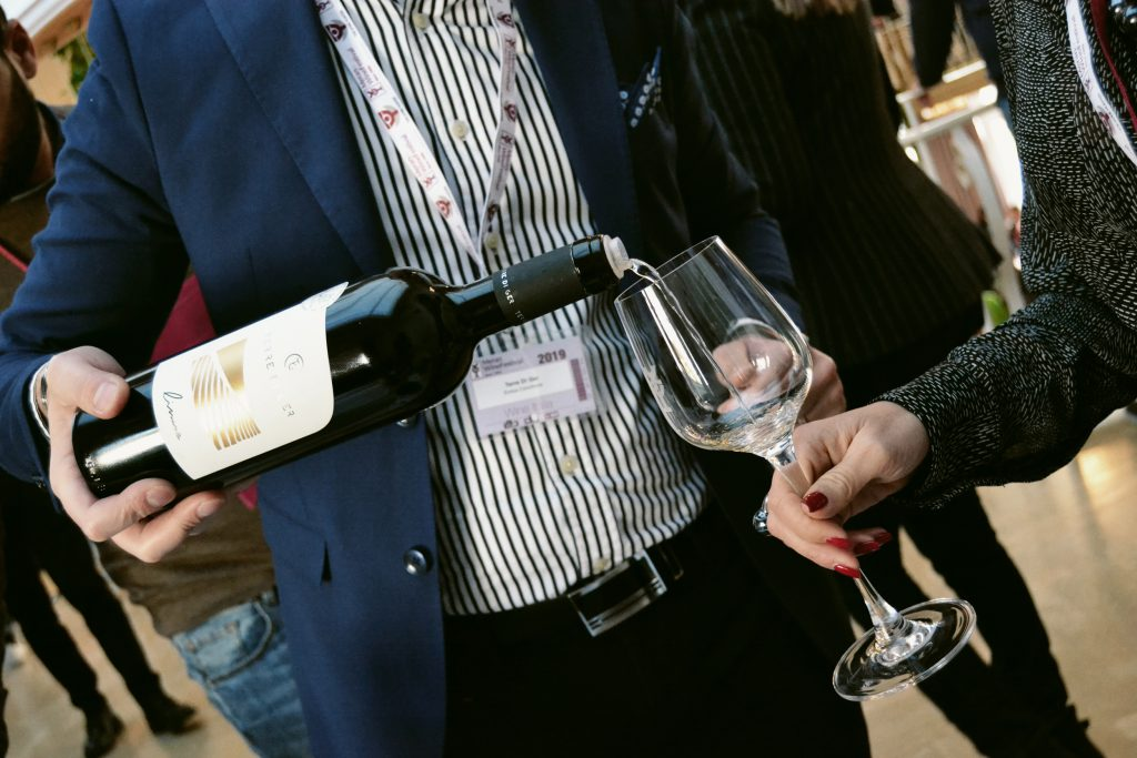Limine, vino bianco friulano ottenuto da varietà resistenti.