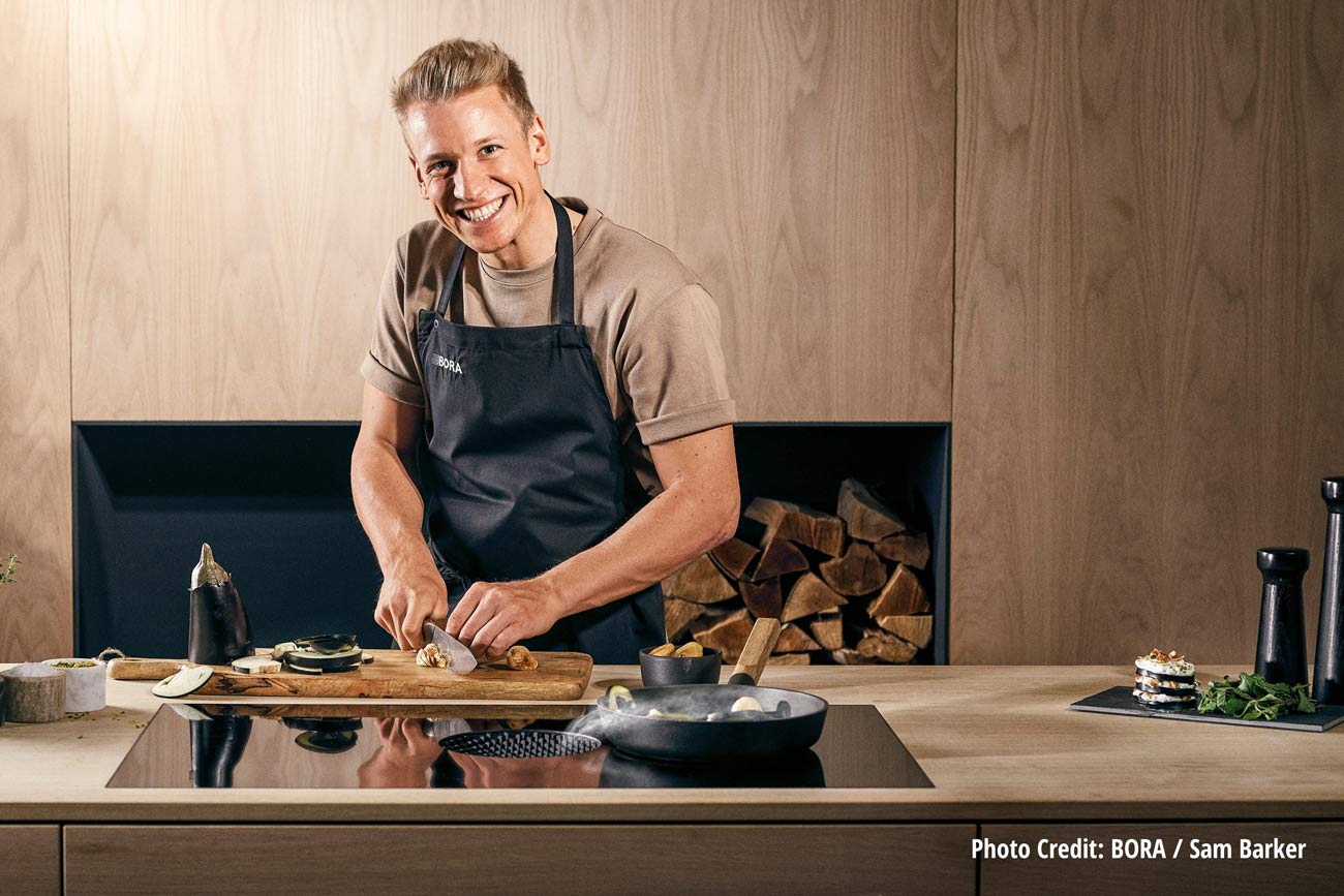 Arconi Bianco and a new recipe by Chef Ivana Frank