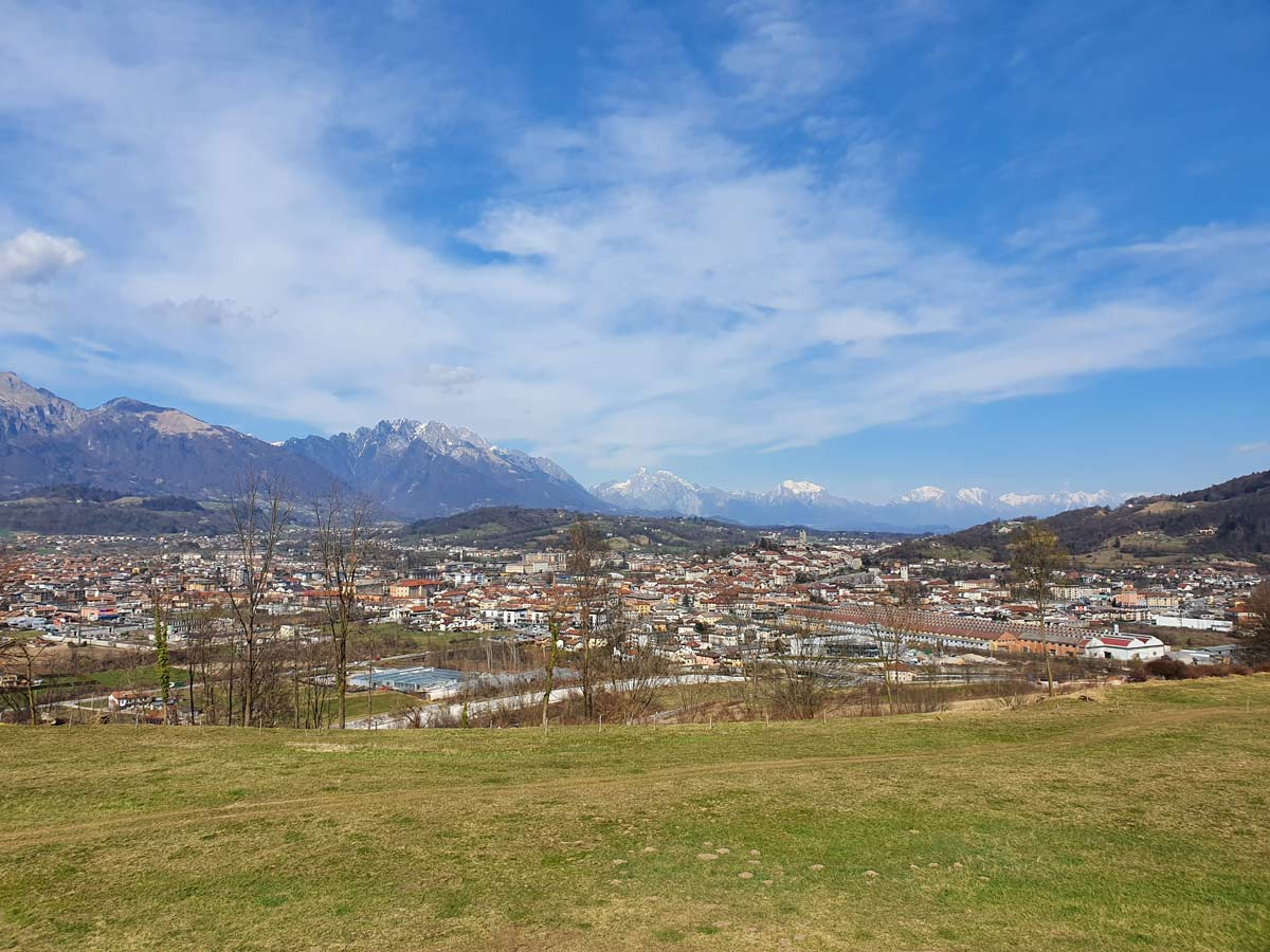 Terre di Ger in the Dolomites